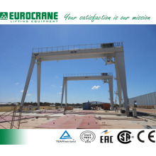 used gantry crane  200 ton