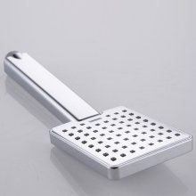 Bathroom rain shower head waterfall shower head