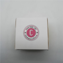 Custom Design Self Assemble Food Grade Burger Box