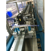 High frequency light steel keel machine
