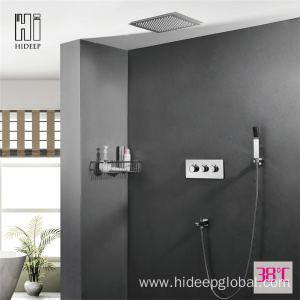 HIDEEP Thermostatic Three Function Shower Faucet