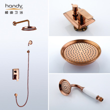OEM/ODM for Bronze Faucets Europe Style Antique Bathroom Faucets supply to South Korea Manufacturer