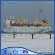 High Performance for Grab Hopper Dredger Suction trailing hopper dredgers supply to Guinea-Bissau Factory
