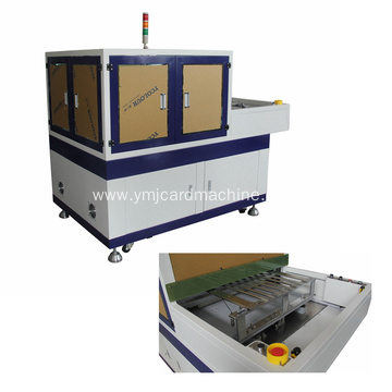 Original Factory for Best Hole Punching Machine,Hole Punching Tool,IC Cards Punching Machine Machine for Sale Full Auto Smart Card Hole Punching Equipment export to French Southern Territories Wholesale