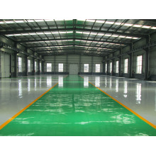 Wear - resistant epoxy floor paint for workshop