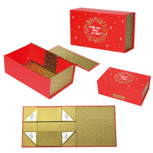Card Rigid Collapsible Packaging Hand-made Folding Boxes