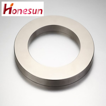 Powerful Rare Earth NdFeB Ring Neodymium Magnet