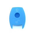 Benz 2 Buttons silicone car key cover