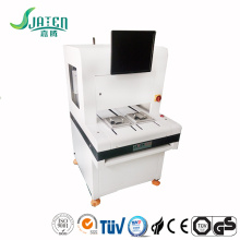 mobile flateness video measuring system