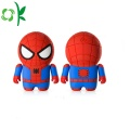 Popular Spider-man Real Powerbank Cover Silicone Case