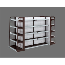 Independently Designed Convenience Store Display Shelving