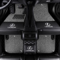 Original Type Full Set Car Mats Use For Lexus ES IS GS LS LX NX RX Moulds