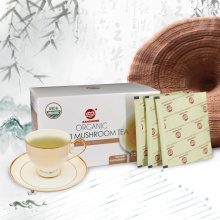 Personlized Products for Ganoderma Tea Reishi Mushroom Gano And Green Tea Company export to South Korea Factories