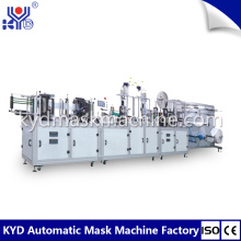 Nonwoven High Speed Nonwoven Folding Mask Machine