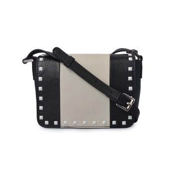 Simple Mini Women Square Crossbody Rivets Trendy Bags