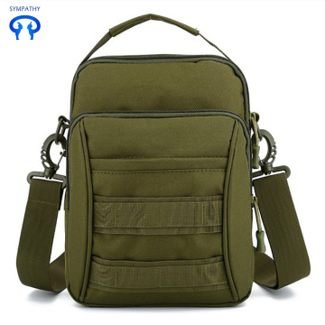 Sports backpack one - shoulder camouflage hand satchel
