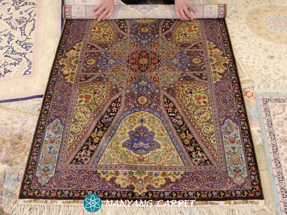 Purple persian rug (1)