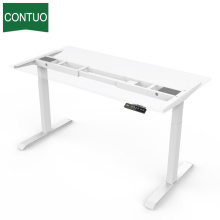 Factory directly provide for Height Adjustable Desk Office Adjustable Height Legs Work stand Standing Table export to Guinea-Bissau Factory