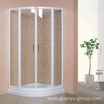 Simple Aluminium Shower Room