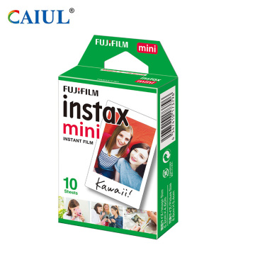 Fujfilm Instant Camera Instax Mini Film Single Pack