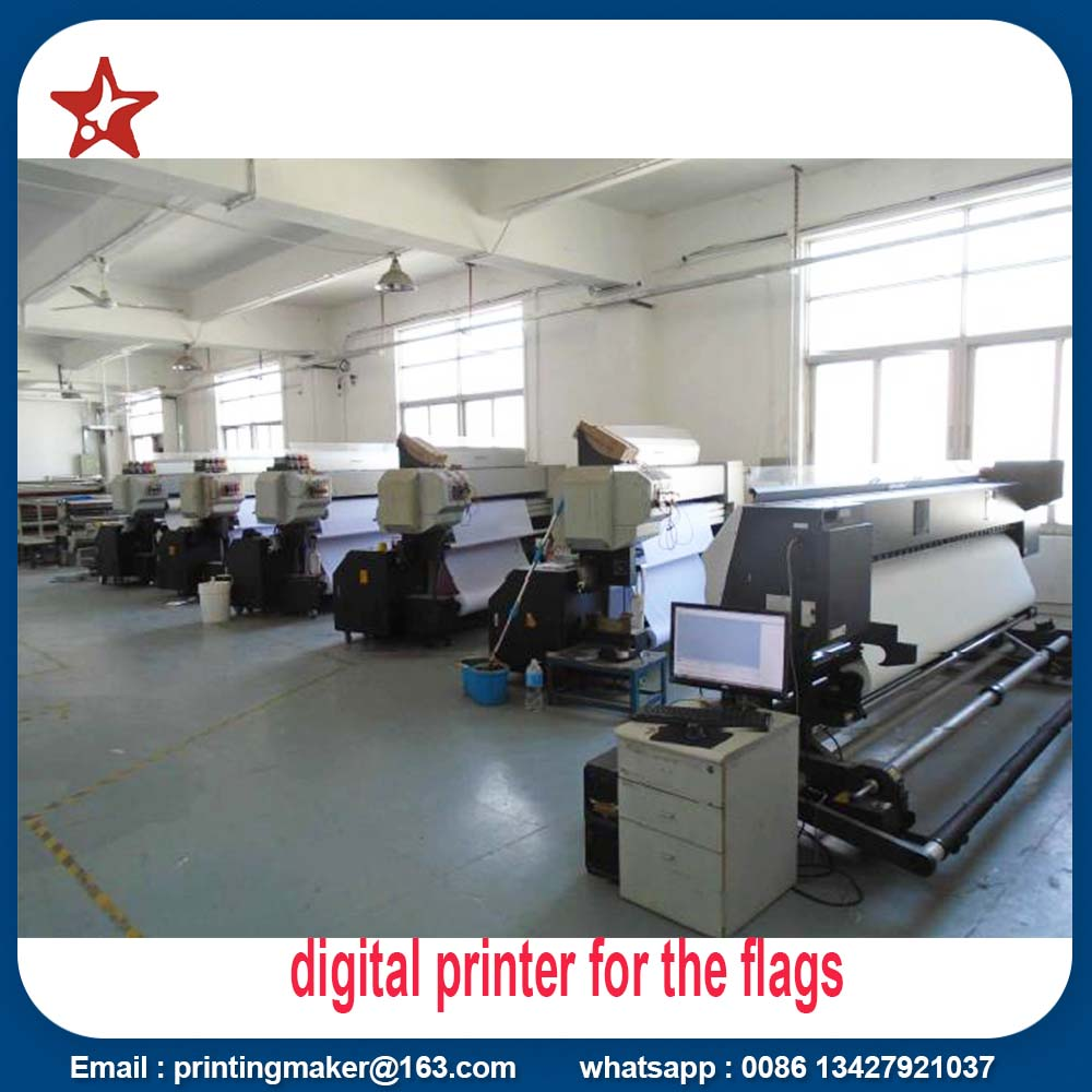 printers for flags