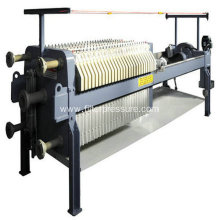 High Pressure Pharmacy Chamber Filter Press Automatic