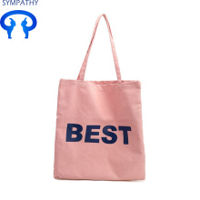 Custom-made art cloth bag with single shoulder bag