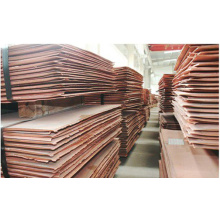 Wholesale price stable quality for China Electronic Industrial Copper,High-Purity Electrolytic Copper,Construction Industry Copper,Sophisticated Pure Copper Plate Supplier Multi-purpose Copper supply to Norfolk Island Exporter