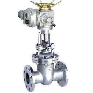 Good Performance Electric Gate Valve with Actuator