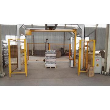Automatic Grade Rotary Arm Pallet Stretch Wrapping Machine