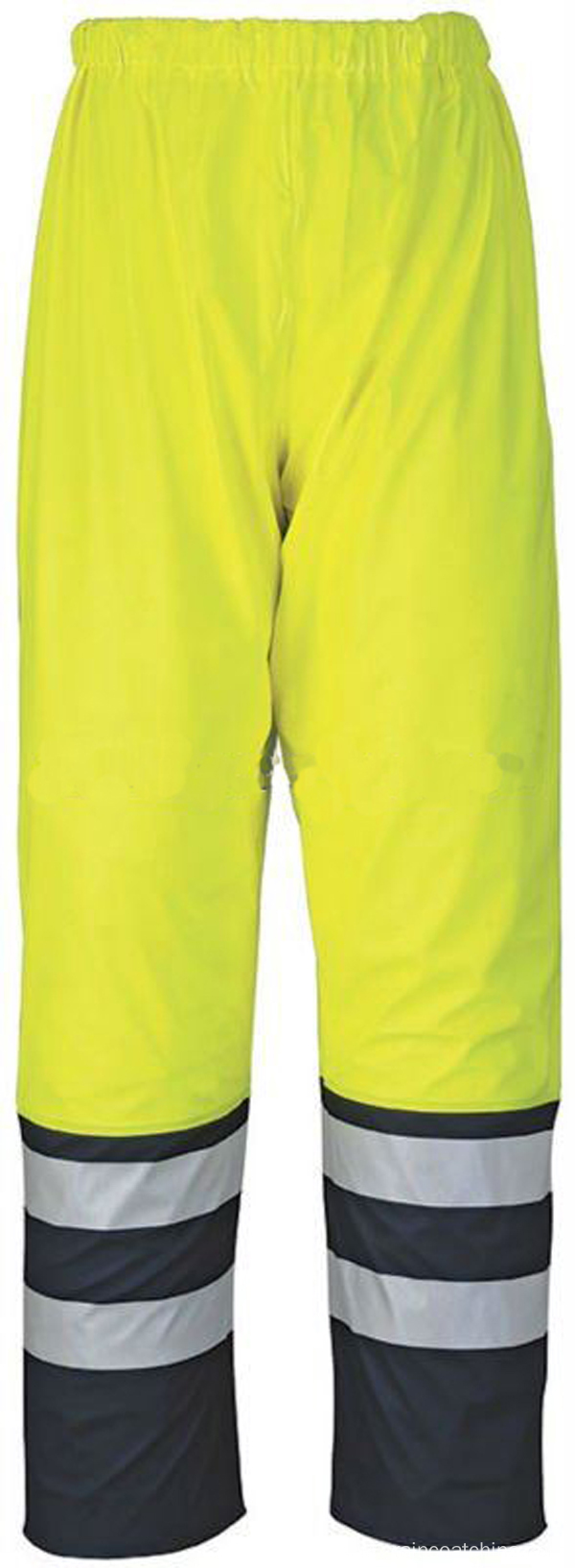 High Visibility Rain Jacket with Hi-Vis Reflective