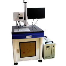 Electronics Semiconductor Ultraviolet Laser Marking Machine