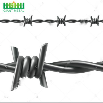 All Useful Galvanized Anti Climb Barbed Fence