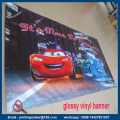 Printed Glossy Vinyl Banner with Velcro