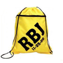 High quality printed drawstring bag