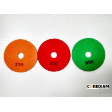 125mm Wet Polishing Pad