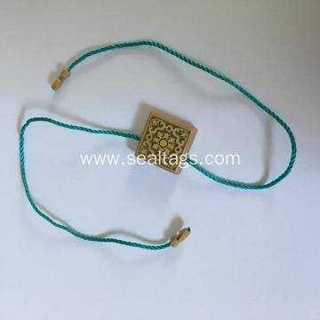 Customized Square Hang Granule for Home Textile