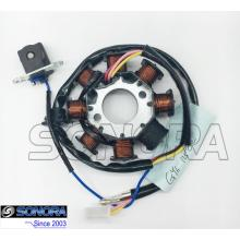 China Gold Supplier for China Yamaha Jog Minarelli Scooter Stator Coil, Piaggio Vespa Pk50 Stator, Aprilia Atlantic 250 Stator Coil Factory GY6 125cc 4T Scooter Stator supply to Spain Supplier