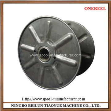 100% Original for Punching Wire Spool Punching Pressed Steel Reels export to Russian Federation Wholesale