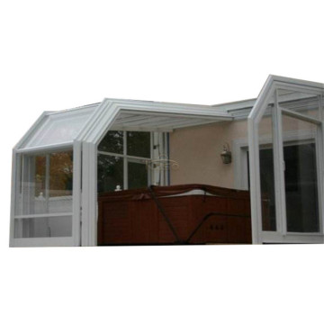Retractable Sunroom Prefabricated Patio Enclosure Sydney