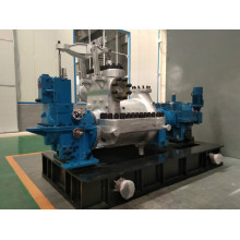 Geared Reaction Steam Turbine