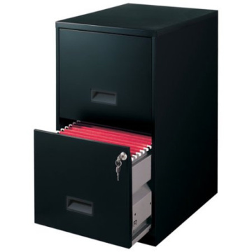 Office furniture 2 drawer vertical filing cabinet