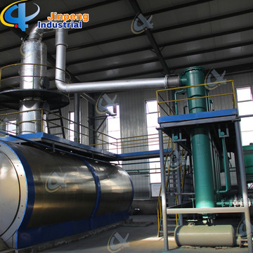 Waste Crude Oil Purifier Equipment