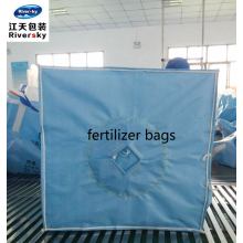 FIBC bulk bags of fertilizer