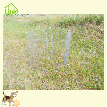 Cheap portable pet dog exercise metal playpen