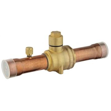 Refrigeration parts ball valve