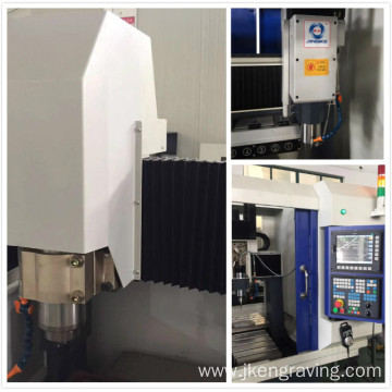 Roller Engraved Machine 10m/min Rapid Speed