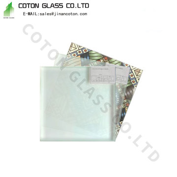Stony Creek Frosted Glass