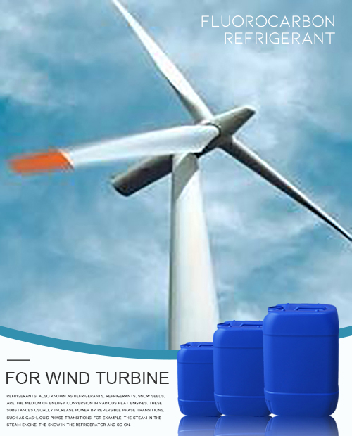 Coating for Wind Turbines Generator