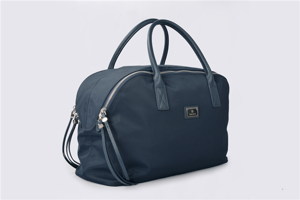 women nylon duffel tote travel bag